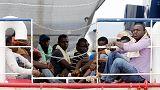 دول البلقان بوابة المهاجرين غير الشرعيين نحودول الاتحاد