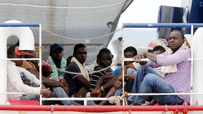 Balkan ülkelerinde Suriyeli göçmen sorunu