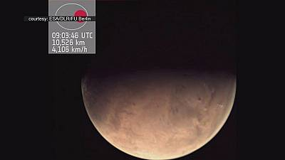 Momentum for Mars: Astronauts say mission is inevitable