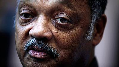 Jesse Jackson: 'We're winning' battle for racial equality