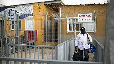 Israël relâche des centaines de clandestins africains
