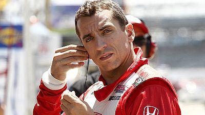 Indycar driver Justin Wilson dies following crash