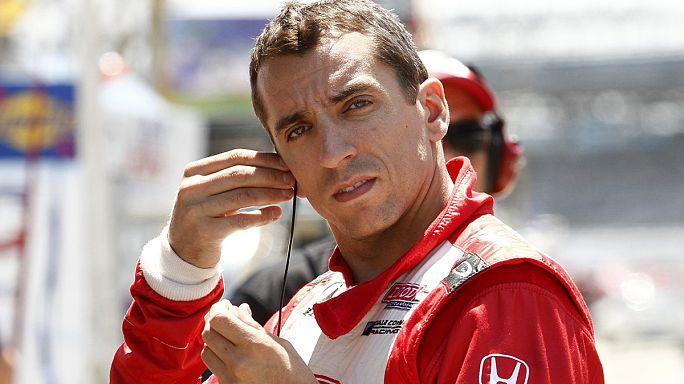 Le pilote britannique d'IndyCar Justin Wilson est décédé