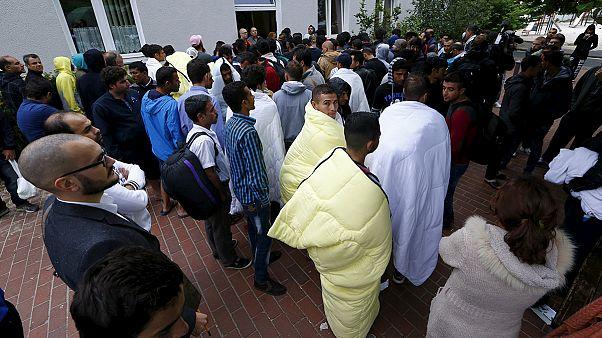 آلمان؛ اردوگاه فریدلند بیش از چهار برابر ظرفیتش مهاجر دارد
