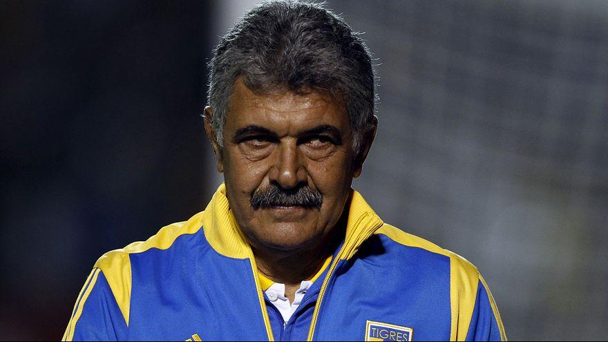 Brasileiro Ferreti sucede interinamente a Herrera na seleção do México