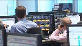 Vásárlási-láz követte a fekete hétfőt az európai tőzsdéken