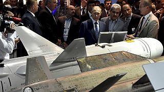 افتتاح ماکس ۲۰۱۵، نمایشگاه هوانوردی روسیه