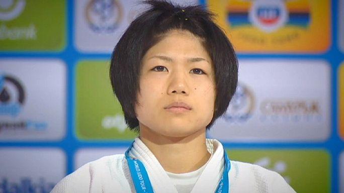 Judo Şampiyonası'nda altın Nakamura ve An'ın