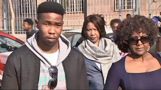 Mandela's grandson granted bail in trial over rape charge