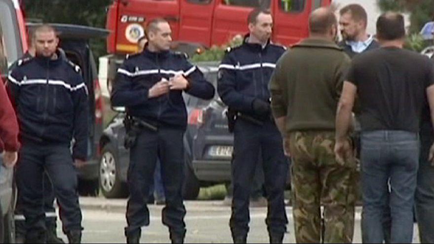 Nordfrankreich: Blutbad nach Schießerei in Lager
