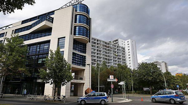 Информация о бомбе в штабе СДПГ оказалась ложной