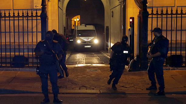 France: Terror charge for train shooting suspect Ayoub el Khazzani