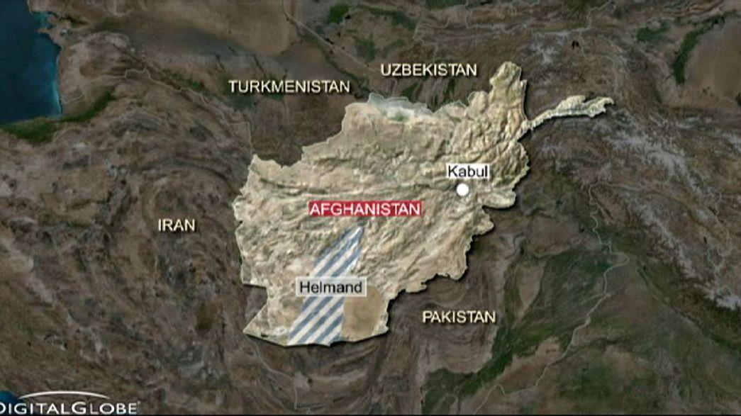 Dos soldados de la OTAN mueren tiroteados en una base militar afgana