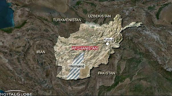 دو نظامی ناتو در ولایت هلمند افغانستان کشته شدند