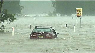 Hochwasser in New South Wales, Australien
