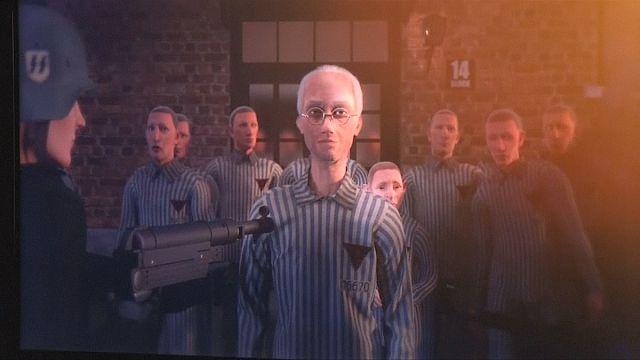 Herói da Segunda Guerra Mundial ganha nova vida em 3D
