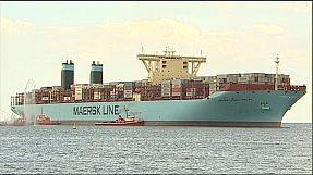 Nuova contrazione per il commercio internazionale