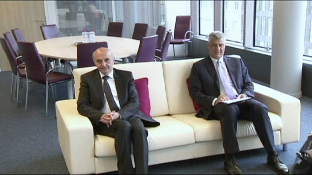 Serbia and Kosovo sign telecom deal in EU-brokered talks