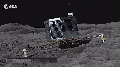 Le origini della vita: ultima frontiera della missione Rosetta