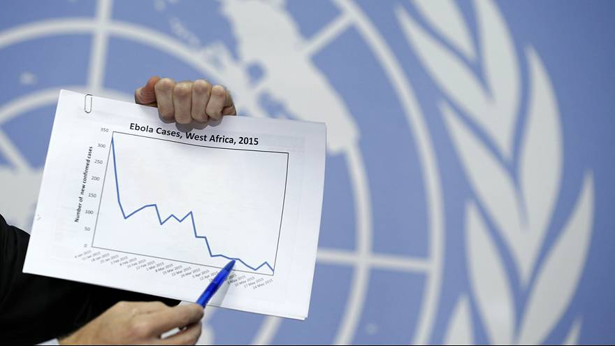 Serra Leoa celebra alta do último doente com ébola