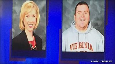 Virginia:TV journalist and cameraman shot dead live on air