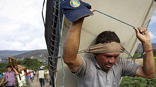 """""""Verfaulte Grenze"""": Kolumbien und Venezuela im Clinch"""