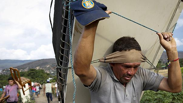 Venezuela ve Kolombiya arasında gerginlik artıyor