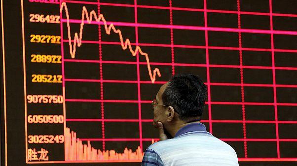 Economie chinoise : la grande chute