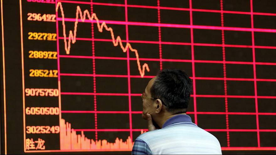 The Great Fall of China and what it means for the rest of the world