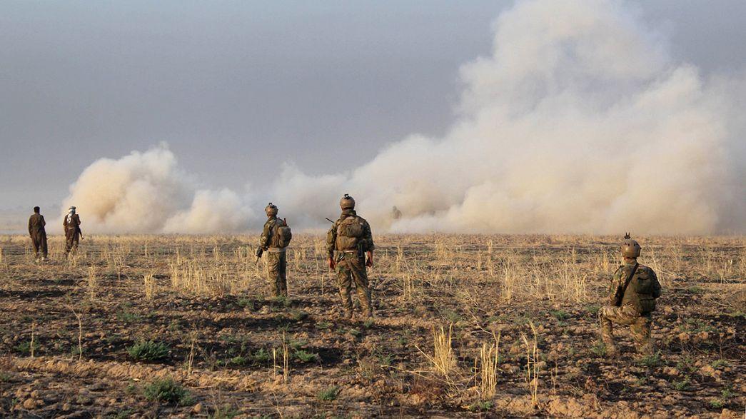 Estado Islâmico perde terreno em Ramadi