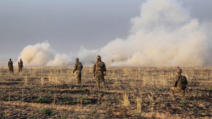 """القوات العراقية المشتركة تعلن إحراز تقدم في محاربة عناصر """"التنظيم"""""""