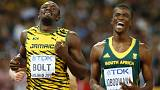 Bolt and Gatlin ready for 200 metre final at Beijing