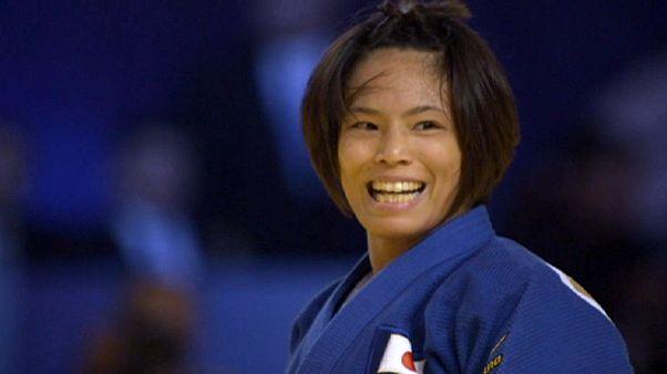 """Два японских """"золота"""" на чемпионате мира по дзюдо"""