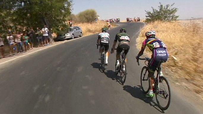 Caleb Ewan gewinnt die 5.Etappe der Spanien-Rundfahrt