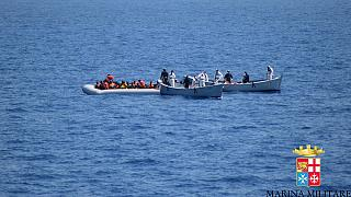 Another tragedy on the Mediterranean - dozens of bodies found on a migrant ship