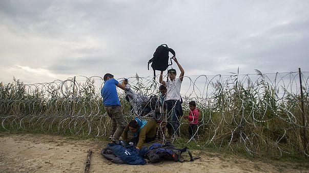 Menekültek a tűréshatáron