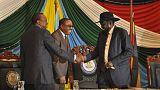 Южный Судан: президент подписал мирное соглашение с повстанцами