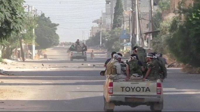 وقف لإطلاق النار في ثلاث بلدات سورية منها الزبداني لمدة 48 ساعة
