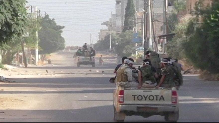 Un cessez-le-feu de 48 heures conclu pour trois villes syriennes