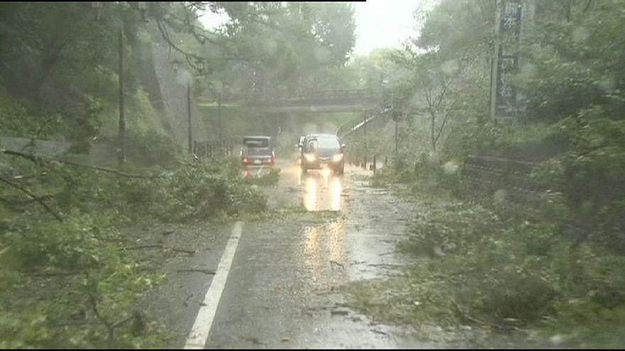 Rusya'da Goni tayfunu alarmı