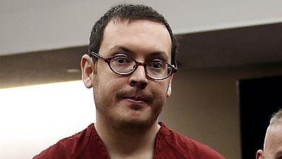 3.318 años de cárcel para el autor de la matanza de Aurora en 2012