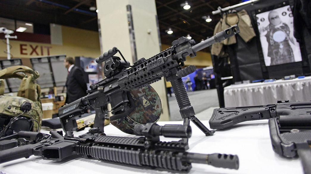 Les armes en Amérique, un sujet récurrent qui divise profondément