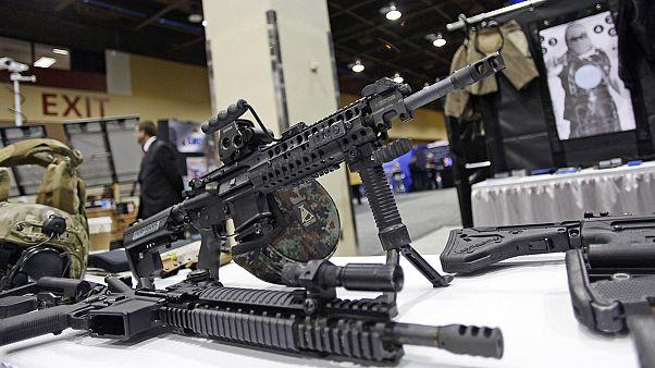 حيازة الأسلحة في الولايات المتحدة الأمريكية....إلى أين ؟!