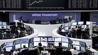 El deslumbrante cierre de Wall Street impulsa al alza a las bolsas europeas