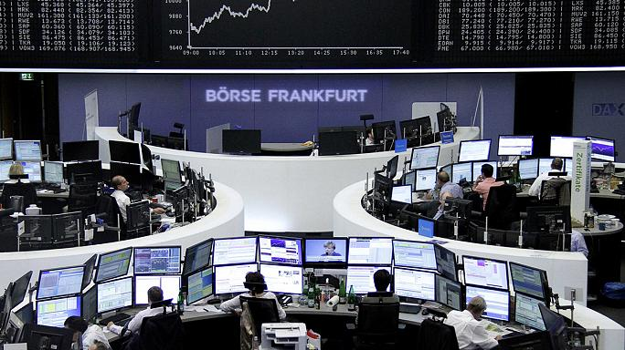 European stocks rise as Chinese concerns ease