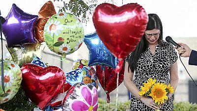 USA: Trauer um ermordete Journalisten - Motiv des Täters unklar