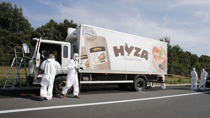 Austria: dozens of migrants die locked in an air-tight truck
