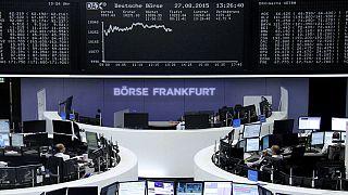 البورصات الأوروبية والعربية ترتفع بصورة جماعية