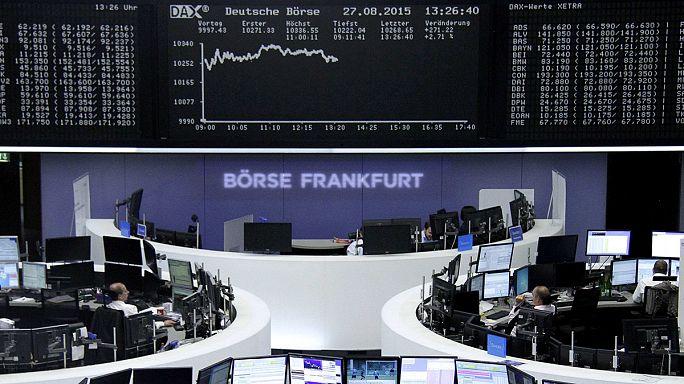 Shanghai torna in positivo, Borse europee in rialzo
