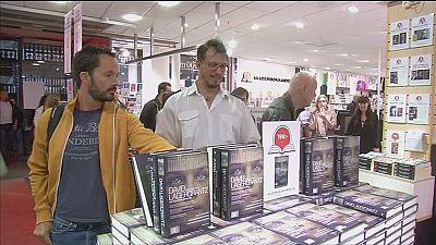 """El cuarto libro de la saga """"Millenium"""" ya está en las librerías"""